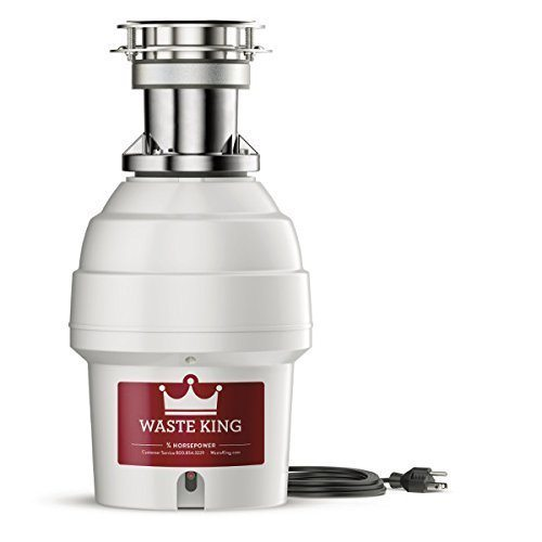 Waste King 9900TC Batch Feed Garbage Disposal