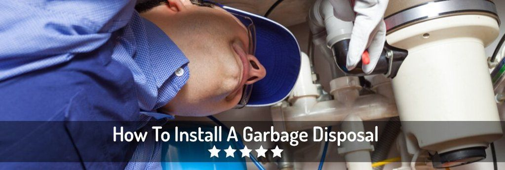 Garbage Disposal Installation
