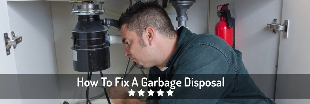Garabage Disposal Leaking Repair