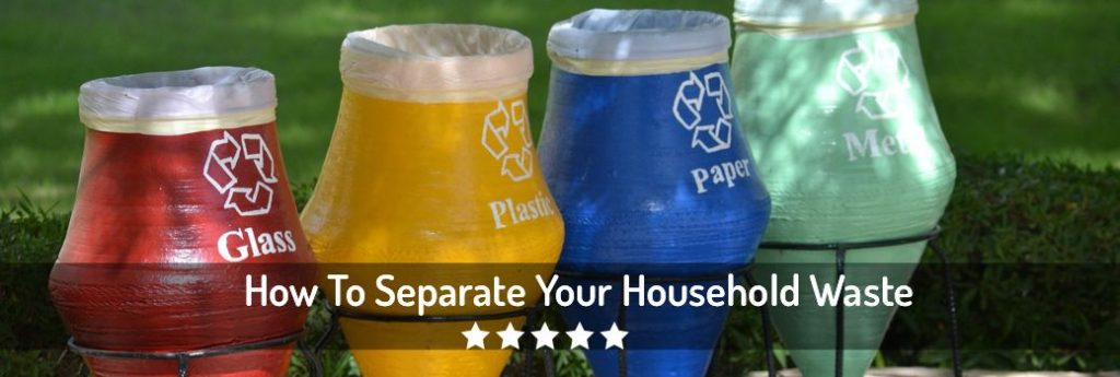 Separate Your Household Waste Guide